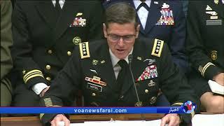 فرمانده ستاد فرماندهی سنتکام درباره ایران چه گفت