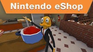 Nintendo eShop - Octodad Launch Trailer