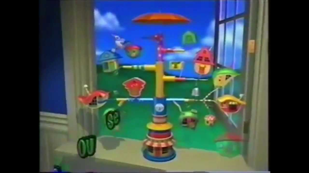 Treehouse Ident bumpers 2000 - YouTube