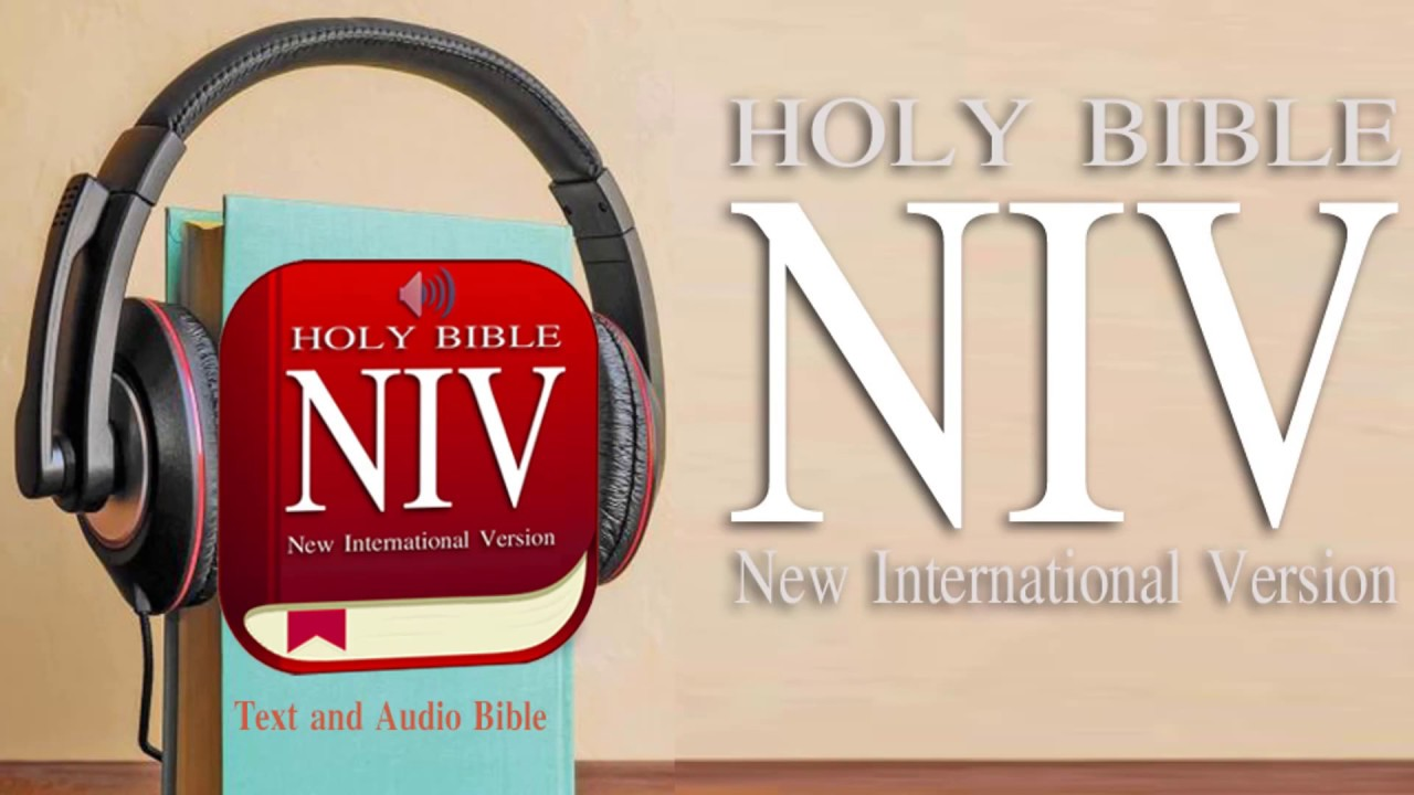 Holy Bible NIV Audio Version Free app instail now!