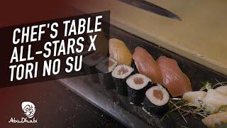 Dine at Abu Dhabi's Finest Restaurants | Tori No Su