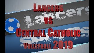 LHS Boys Volleyball vs Central