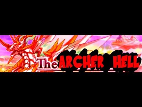 Unison League - 55ap Zephyrus Archer Hell as low GS Healer