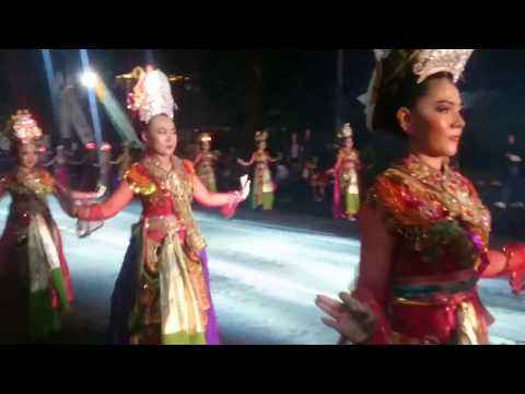 Jatim specta night carnival Malang 2017 part 1