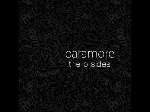 Paramore  Decoy Rare track