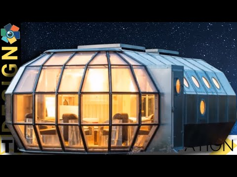 10 UNIQUE SMALL HOMES and SHELTERS for Living, Relaxing, and Work