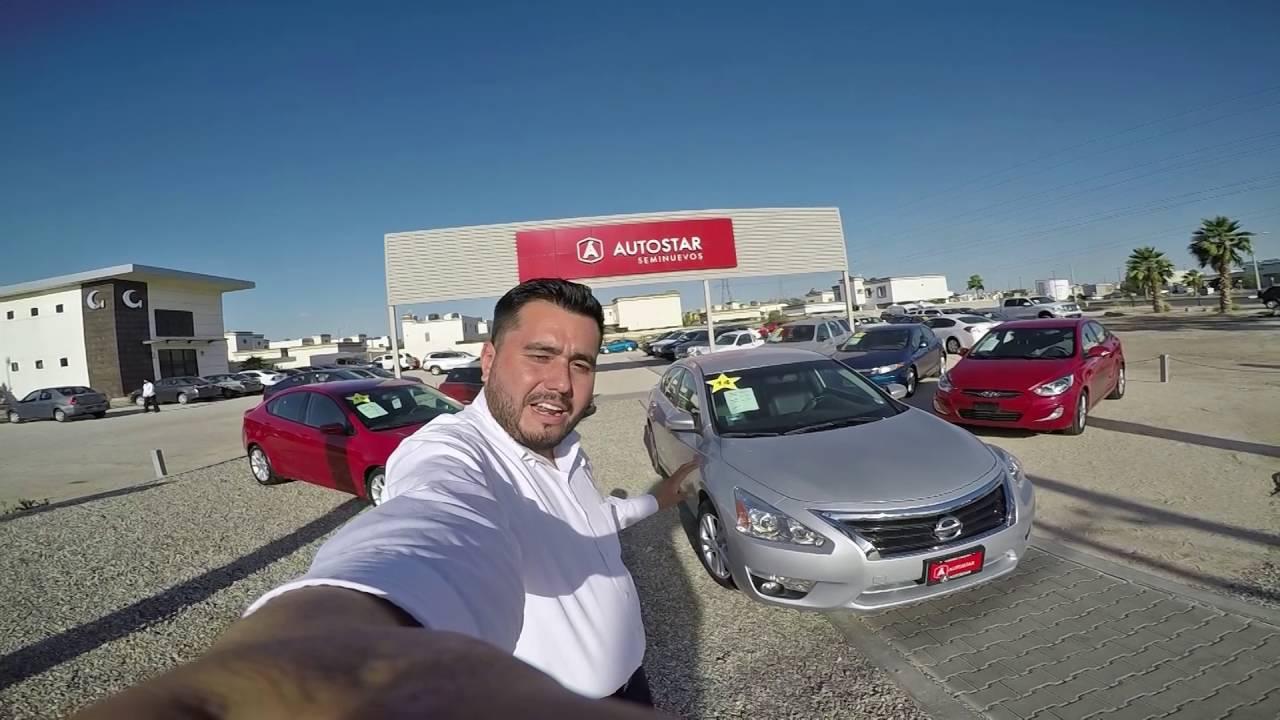 Nissan Altima 2014 Autostar Youtube