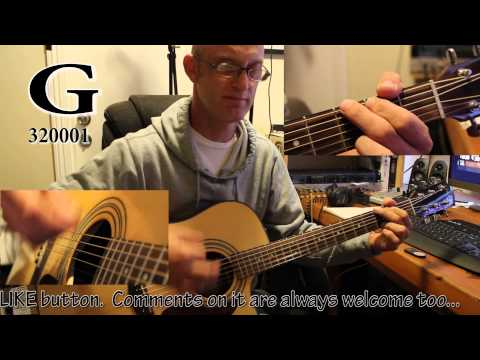 PINK FLOYD - PIGS ON THE WING w/solo. Acoustic guitar TUTORIAL with chords, lyrics and extras