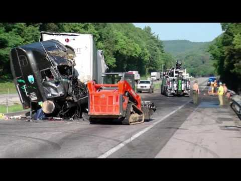 Fatal accident on I 24 takes unexpected turn