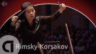 Rimsky-Korsakov: Sheherazade Op. 35 - Rotterdam Philharmonic Orchestra, Elim Chan - Live Concert HD