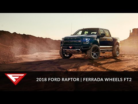 2018 Ford Raptor | NEW FT SERIES FT2 | Ferrada Wheels