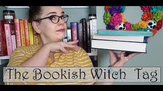 The Bookish Witch Tag [CC]