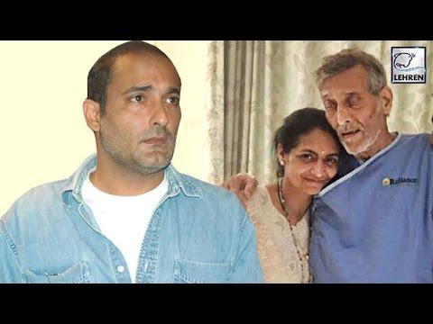 Akshaye Khanna REACTS On Father Vinod Khanna's Health | LehrenTV