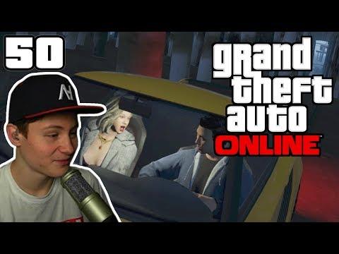 WER BEKOMMT MEHR NUTTEN IN SEIN AUTO CHALLENGE | GTA ONLINE #50 | Let's Play GTA Online mit Dner