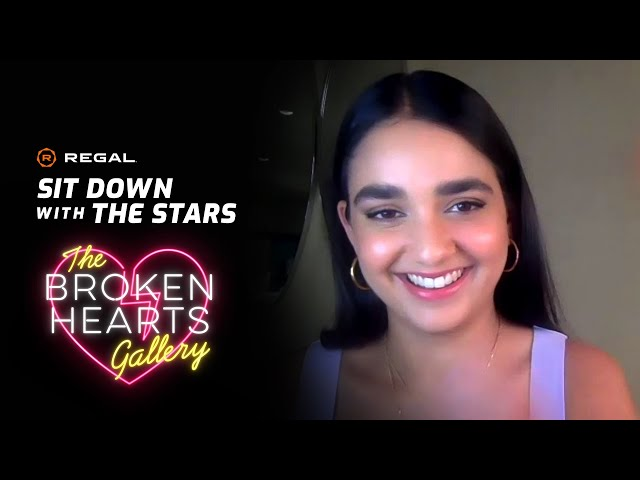 Regal Sits Down With the Stars of Broken Hearts Gallery - Regal Theatres HD