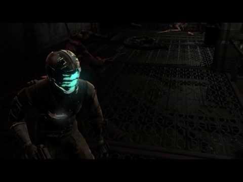 прохождение Dead Space Мертвый космос Глава 1 Прибытие