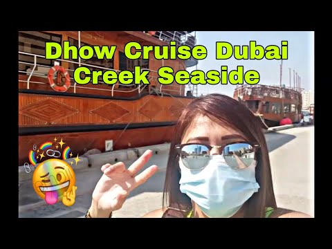 Dhow Cruise@Dubai Creek
