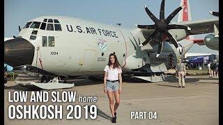 EMERGENCY LANDING! Low and slow, OSHKOSH 2019 to Idaho