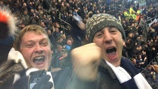 Borussia Dortmund 1 Tottenham 2 | We Are Top Of The League! | Matchday vlog