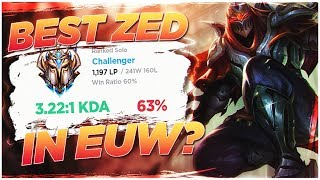 THIS *NEW* ROAMING ZED PLAYER HIT 1200LP WITH A 63% WIN RATE!