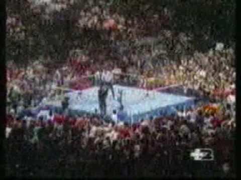 "[WWF-ITA] - Wrestling Challenge - Hulk Hogan Vs Randy ""Macho Man"" Savage - Prima parte"