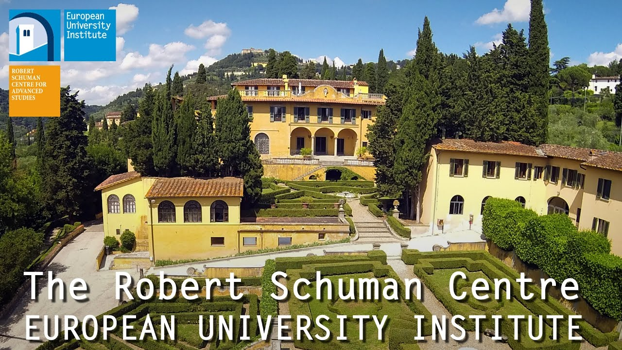 The Robert Schuman Centre - YouTube
