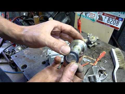 Bosch - Junkers Water Heater Gas Valve - Burner Autopsy