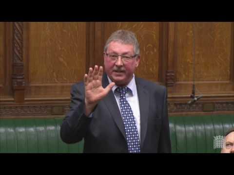 Sammy Wilson - Article 50 Debate in Parliament