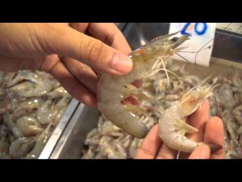 uru การเลือกซื้ออาหารทะเล