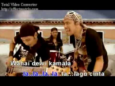Khalifah Cintaku Dewi Kamala(with Lyric)