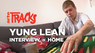 Home Alone with Yung Lean: The Cloud Rap icon on drugs, creativity and his album STARZ   Arte TRACKS