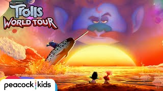 TROLLS WORLD TOUR | Smooth Jazz Chaz Finds Poppy and Branch [Official Clip]