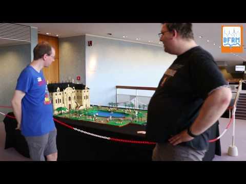 Großer Garten, Dresden aus LEGO® Steinen - von Tobias