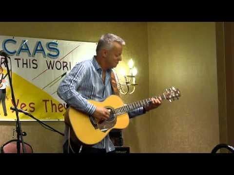 "Tommy Emmanuel CAAS 2011 ""The Duke"" ""Kentucky"" ""Cowboy's Dream"" ""One Christmas Night"""