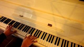 Dolly Parton's Here You Come Again (solo piano version)