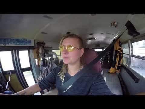 Rubber-Tramping to Alaska Part 3