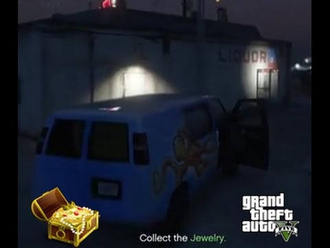 Gta Ceo How To Collect The Jewellery Made Easy