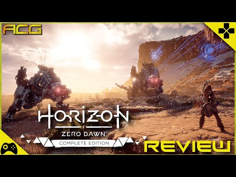 """Horizon Zero Dawn Complete Edition PC Review """"Buy, Wait for Sale, Never Touch?"""""""