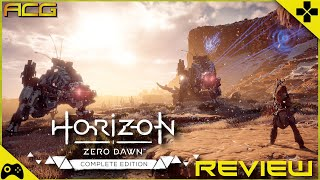 Horizon Zero Dawn Complete Edition PC Review
