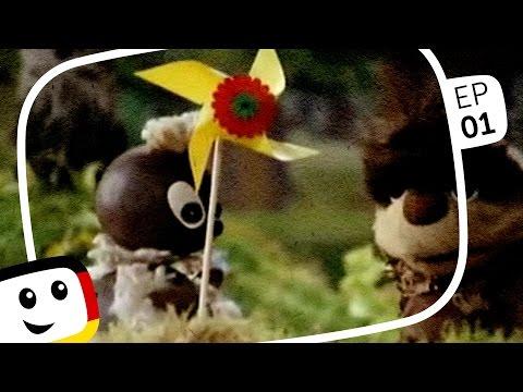 """Sandmännchen: """"Als Pittiplatsch einmal um die ganze Welt flitzte"""" - Sandmann (rbb media) Kinderserie"""