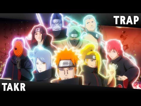 AKATSUKI (+18) - Anime Trap | Takeru Feat. DK Zoom