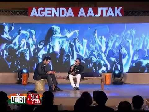 Agenda Aaj Tak 2013: I don't sing cheap songs, it's the way how you look at it says Honey Singh