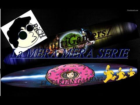 LA MERA MERA SERIE - HOTEL WATERGATE Y EXTRAS - CAP 1 - PARTE 2