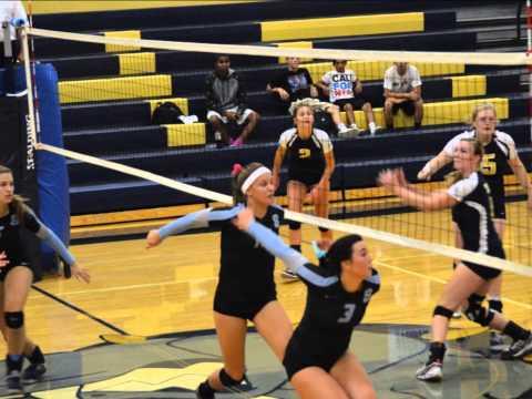 South Salem High School Varsity Volleyball 2014