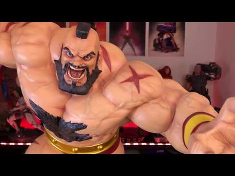 PCS ZANGIEF SIBERIAN EXPRESS 1:4 REVIEW