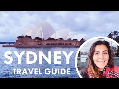 What To Do: 3 Days In Sydney, Australia!