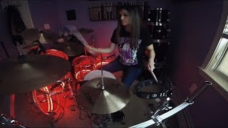 Take Me Down - The Pretty Reckless - Drum Cover