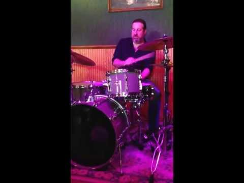 Aaron Comess From The Spin Doctors.  Drum Clinic Sponsored By Big Apple Music In Utica, NY.