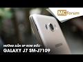 MCforum Hướng Dẫn Up Rom Gốc Samsung Galaxy J7109 J7 2016 mp3