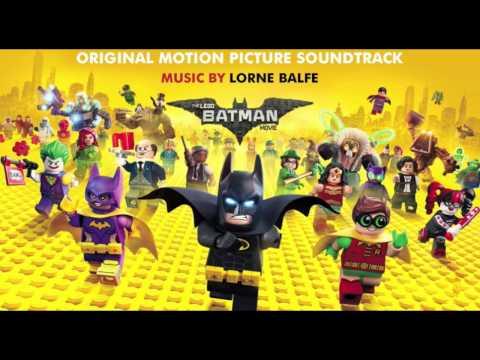 I Found You- Fraser Murray Lyrics (The Lego Batman Movie)